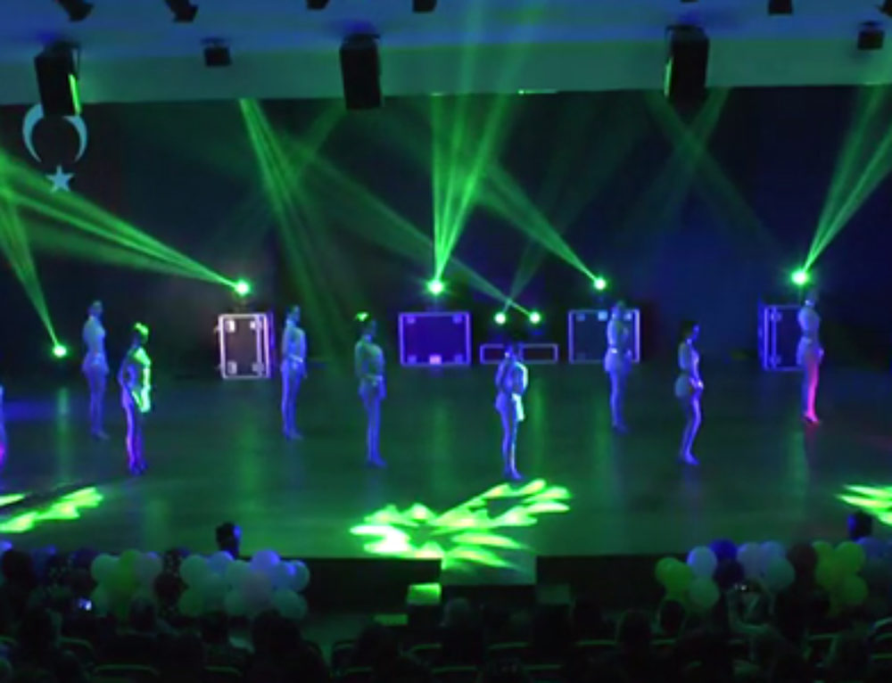 Yeditepe Üniversitesi Dans Festivali Videoları