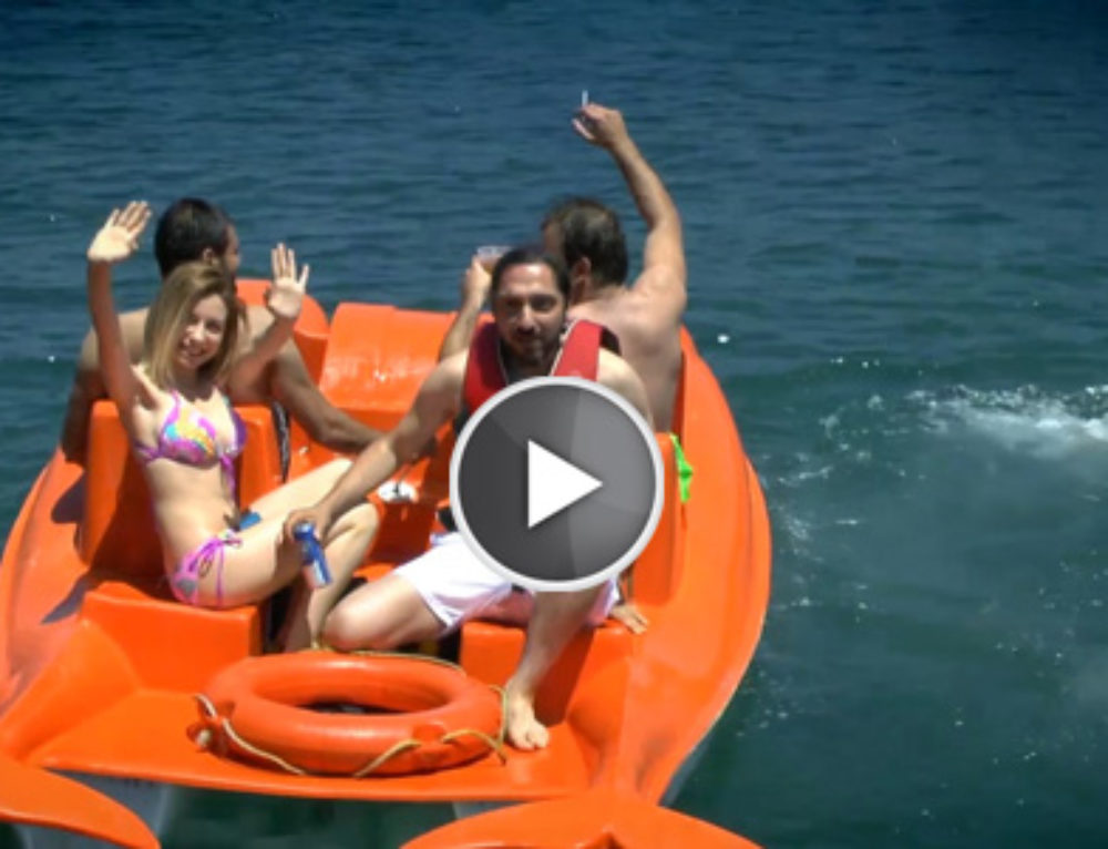 14 Haziran Tekne Gezisi Videosu