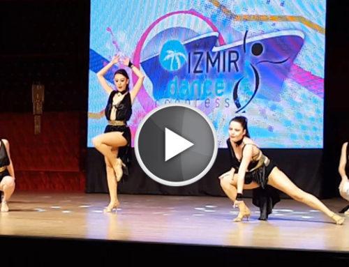 Chicas Extremas İzmir Dans Kongresi Videosu