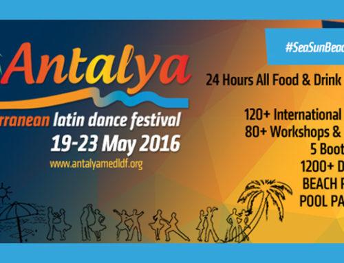 2. Antalya Latin Dans Festivali