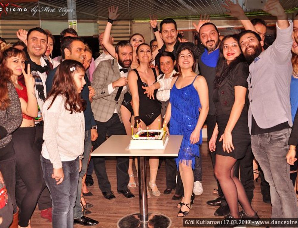 Dancextremo 6. Yıl Kutlaması
