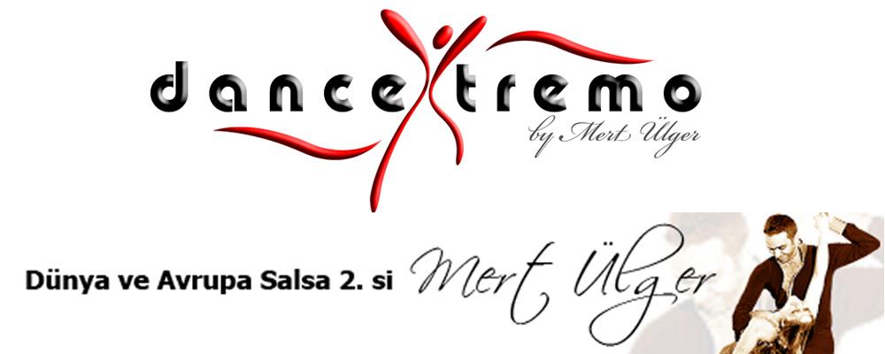Dancextremo by Mert Ülger Logo