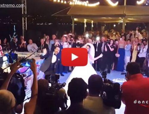 Timur Acar ve Eda Özerkan Düğün Dansı