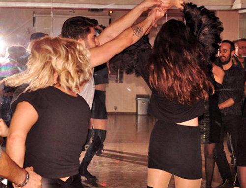 12 Ocak Dans Gecesi Fotoğrafları